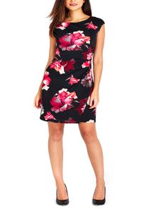 Wallis Petite Floral Tuckside Dress