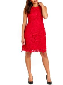 Wallis Crochet Lace Dress