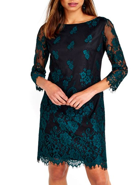 Wallis Lace Shift Dress