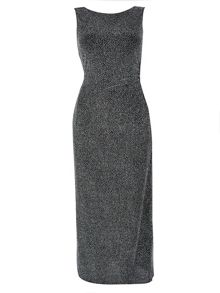 Wallis Petite Sparkle Maxi Dress