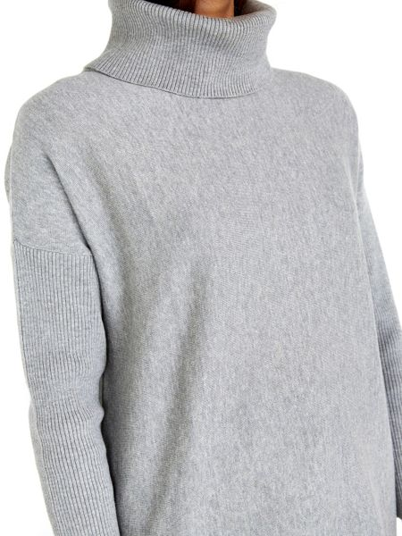 Wallis Grey Cowl Neck Tunic