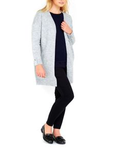 Wallis Grey Compact Cardigan
