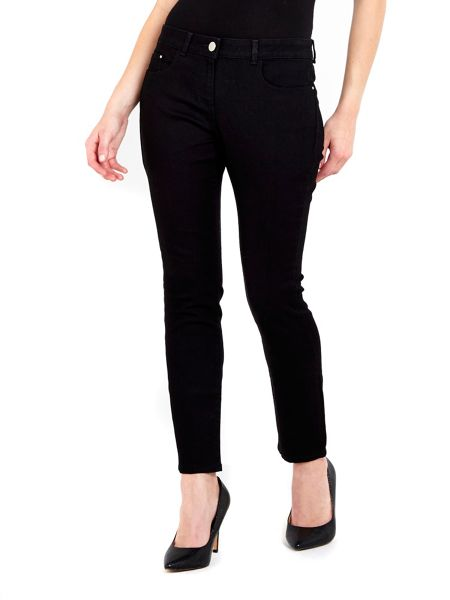 Wallis Ellie Black Skinny Jean