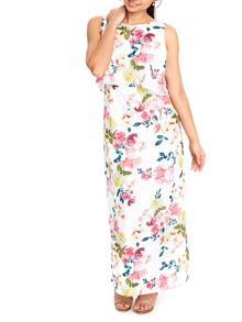 Wallis Summer Floral Maxi Dress