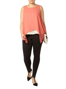 Evans Coral Double Layer Top