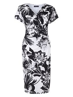Made In Britain Floral Dress