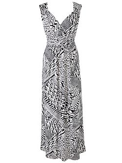 Made In Britain Print Maxi