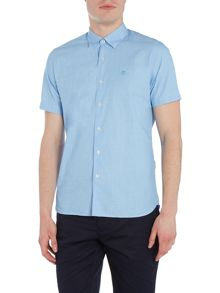 Peter Werth Drayton Turner End-On-End Cotton Shirt