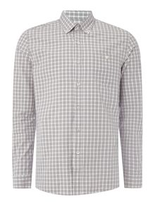 Peter Werth Century Check Cotton Shirt