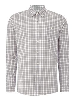 Century Check Cotton Shirt
