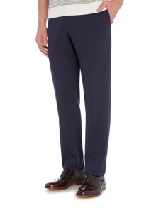 Peter Werth Patrick Twill Textured Slim Leg Trouser