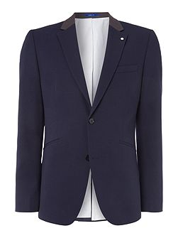 Patrick Welt Pocket Textured Blazer