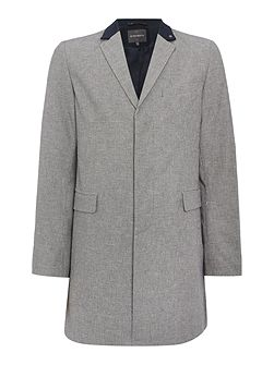 Cropley Marble Textured London Topcoat