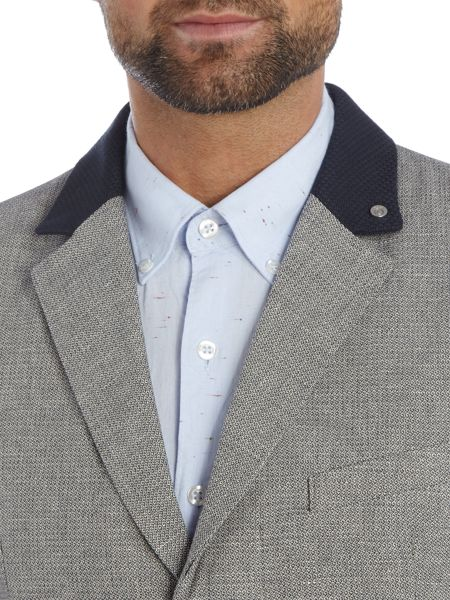 Peter Werth Cropley Marble Textured London Topcoat