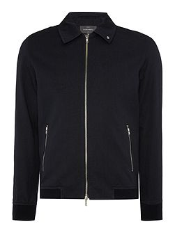 Goodman Fleck Cotton Blouson Jacket