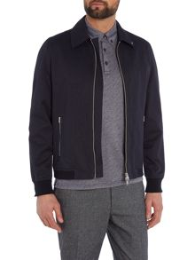 Peter Werth Goodman Fleck Cotton Blouson Jacket