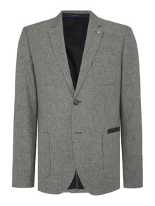 Peter Werth Noise Blazer Patch Pocket Blazer