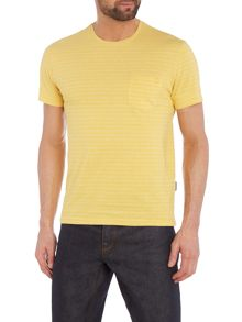Peter Werth Lazo Striped Cotton T-shirt
