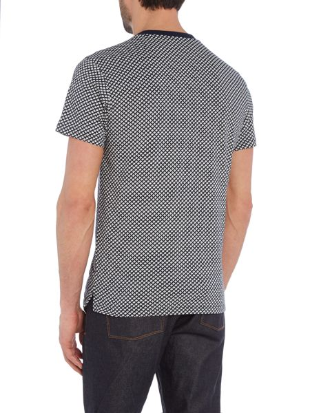 Peter Werth Hardy Printed Cotton T-shirt