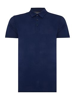 Lindley Pick Stich Cotton Polo Shirt
