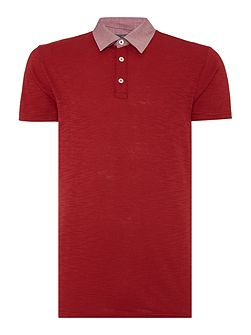 Drift End On End Cotton Polo Shirt