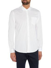 Peter Werth Ellington Bishop Stretch Cotton Shirt