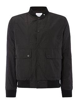 Social City Wadded Memory Poly Jacket