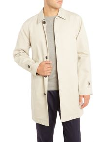Peter Werth Twyford Montana Bonded Cotton Mac
