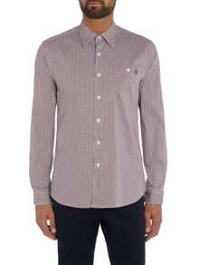 Peter Werth Ellington Orwell Cotton Gingham Shirt