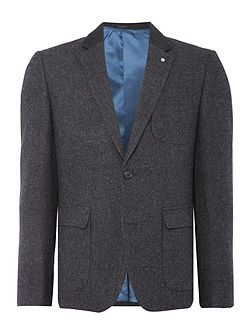 Route Wool Mix Blazer
