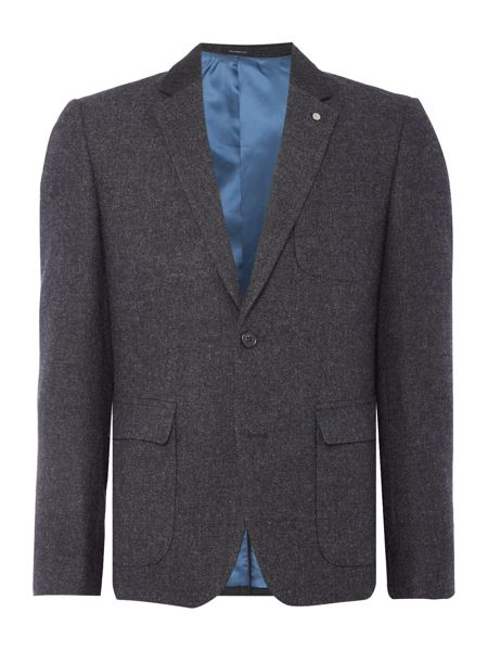 Peter Werth Route Wool Mix Blazer