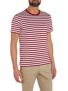 Peter Werth Burroughs Twin Stripe T-shirt