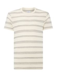 Peter Werth Ginsberg Two Colour Crafted Polo Shirt