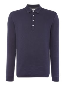 Peter Werth Bleeker Heavy Stripe Polo Shirt