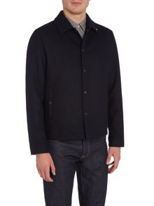 Peter Werth Creator Wool Mix Herringbone Blouson