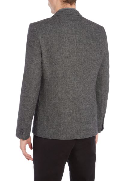 Peter Werth Aston Textured Wool Mix Blazer
