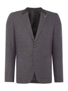 Peter Werth Hayward Textured Cotton Mix Blazer