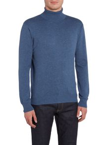 Peter Werth Battledean Cut Roll Neck Jumper
