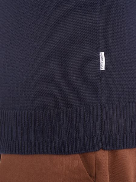 Peter Werth Bradbury Military Knitted Crew Neck