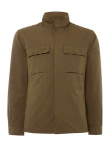 Peter Werth Curtis Field Jacket With Stowaway Hood
