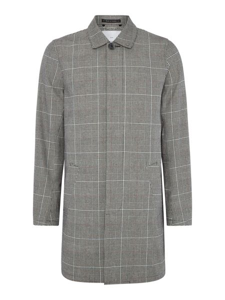 Peter Werth Twyford Tower Prince Of Wales Check Mac