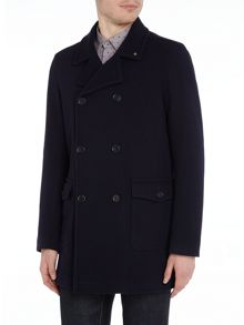 Peter Werth Walney Baker Double Breasted Jacket