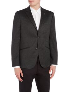 Peter Werth Saul Fleck Jersey Two Button Blazer