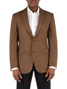 Potterton taupe plain jacket