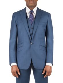 Alexandre of England Westminster tailored fit jacket