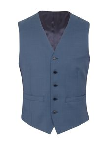 Alexandre of England Westminster tailored fit waistcoat