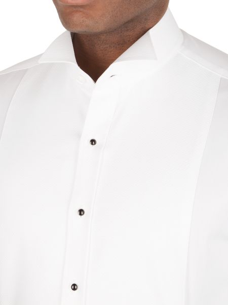 Alexandre of England Fenchurch tailored fit dress shirt