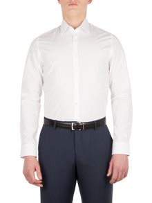Alexandre of England Foster slim fit shirt
