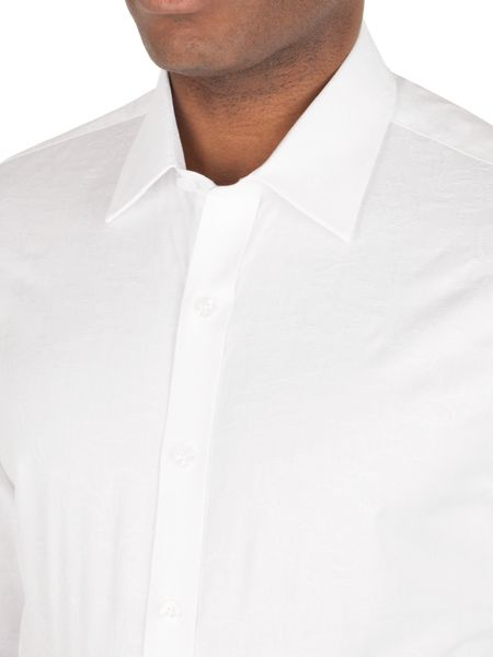 Alexandre of England Bevis tailored fit shirt