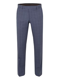 Litchfield check tailored fit trouser